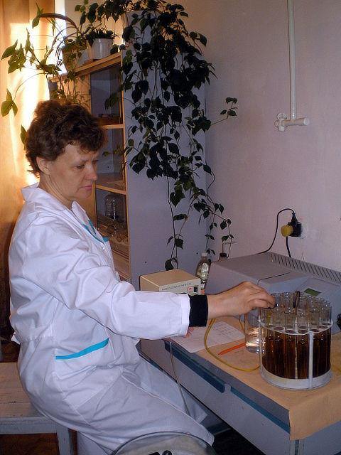 Агрохимический анализ почв