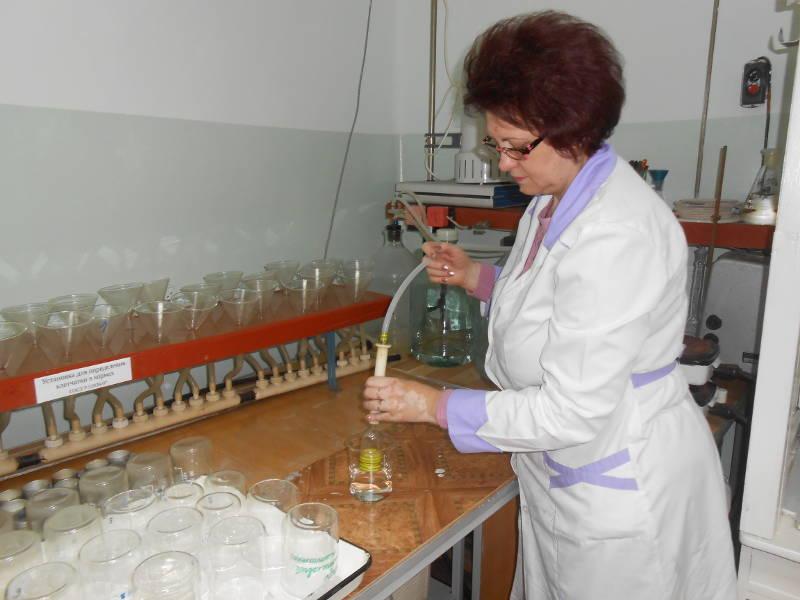 Определение сырой клетчатки в кормах-концентратах. Ведущий агрохимик Ометова Т.Г.
