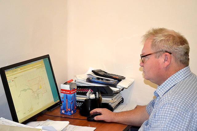 Подготовку агрохимического паспорта осуществляет главный почвовед МакоедА.А.