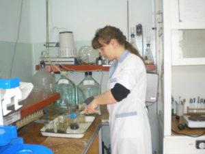 Определение сырой клетчатки в комбикормах. Агрохимик I кат. Ангилеева Л.Г.