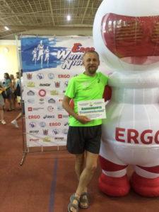 """Участник марафона """"ERGO Белые Ночи - 2016"""" Анциферов О.Б."""