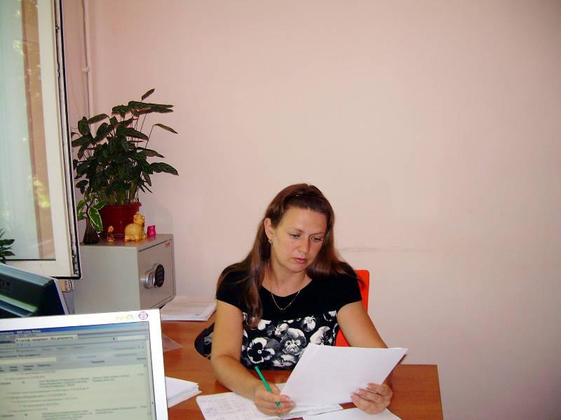 Эксперт по сертификации продукции Ангилеева Лидия Геннадиевна