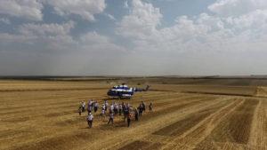 Встреча министра сельского хозяйства РФ Александра Ткачёва