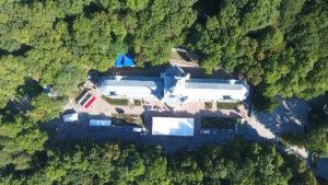Место проведения экологического форума - курортный парк города Железноводск
