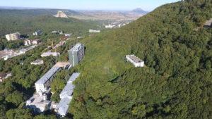 Великолепный и зелёный город Железноводск