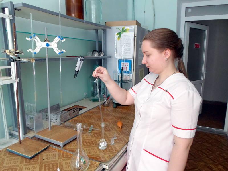 Определение сероводорода в пробах питьевой воды