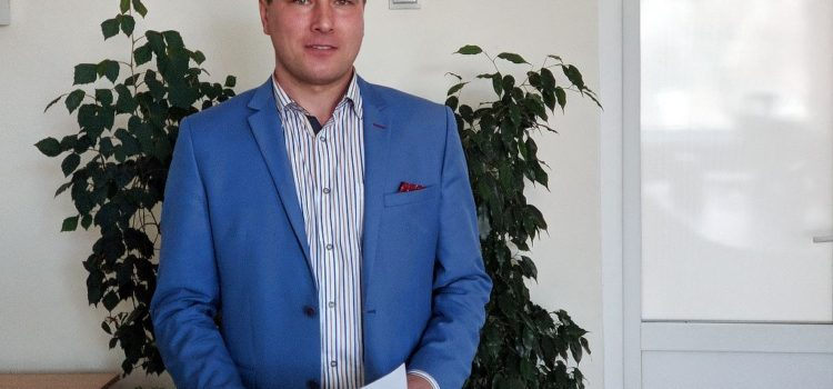 Олейников Александр Юрьевич - начальник отдела геоинформационных технологий