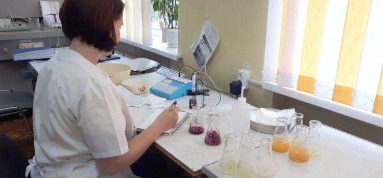 Определение нитратов в плодоовощной продукции. Агрохимик II кат. - Маяцкая Е.Е.