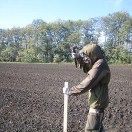 Проведение мелкоделяночных опытно-полевых испытаний