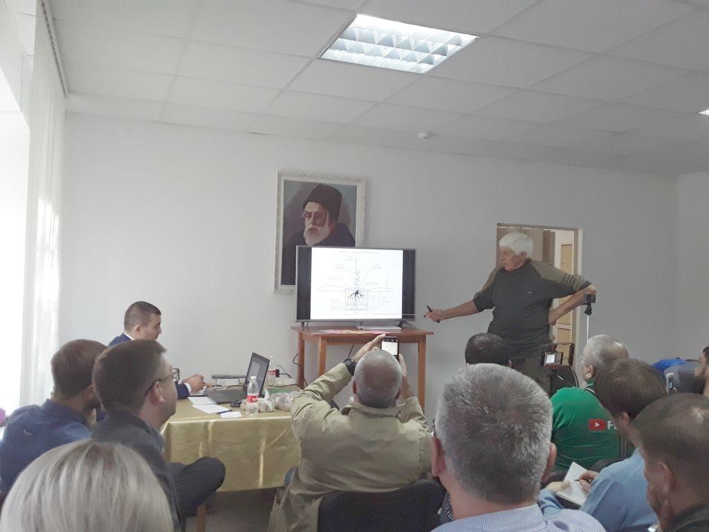 Специалист по выращиванию грецкого ореха Киктенко Н.Ф. рассказывает о его биологии