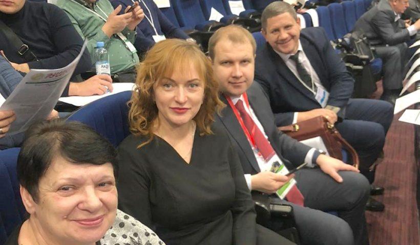 На Всероссийском агрономическом и агроинженерном совещании